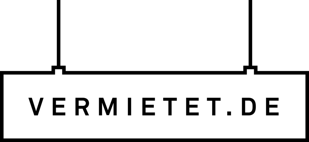 Vermietet Logo